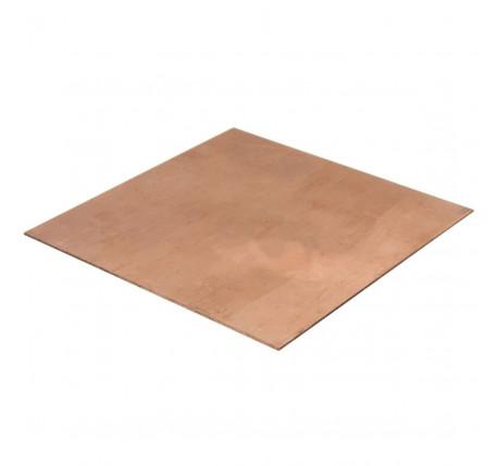 Лист медный 12x600x1500 мяг