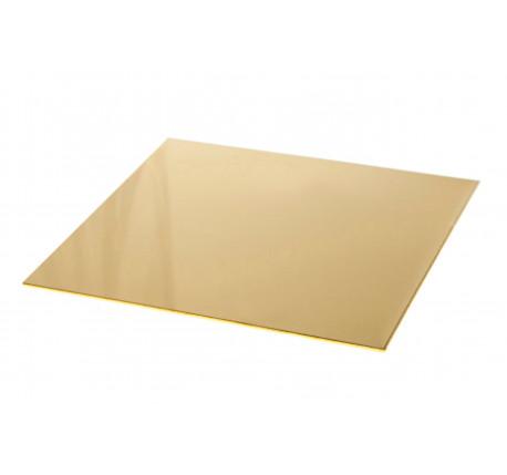 Лист латунный 12x600x1500 г/к