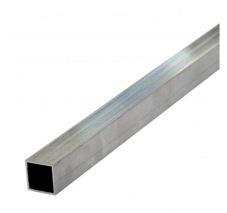 Труба алюминий профильная 40x40x2x6040 ГОСТ 8617-81