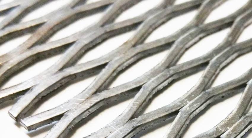 лист стальной просечно вытяжной